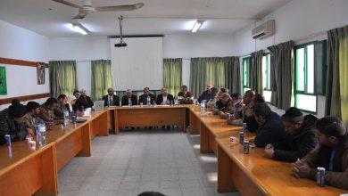 """Photo of """"الزراعة"""" تناقش تطوير قطاع """"ابقار الحليب""""و انشاء جمعية تعاونية"""