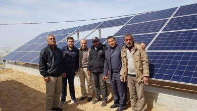 Photo of زراعة شمال غزة تنفذ جولة تفقدية لمشاريع الطاقة البديلة