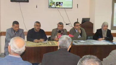 """Photo of زراعة شمال غزة تنظم ورشة عمل لعرض نتائج تجربة"""" مصائد ذبابة الفاكهة"""