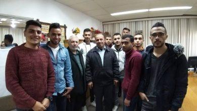 Photo of زراعة غزة تبدأ بتدريب عدداً من طلاب خريجي كلية الزراعة بالأزهر