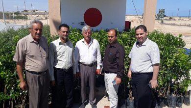 Photo of زراعة رفح تتابع مشروع انشاء وحدات معالجة مياه الصرف الصحي