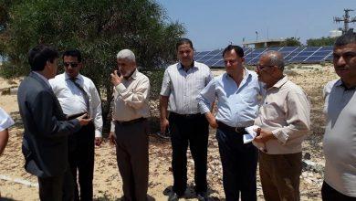 Photo of الزراعة تشارك في حفل افتتاح مشروع الطاقة الشمسية بمحافظة رفح