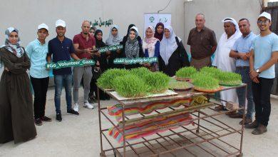 Photo of مبادرة لتثقيف وتدريب مربي الثروة الحيوانية شمال غزة