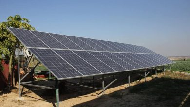 Photo of الزراعة بغزة تستلم مشروع الطاقة الشمسية لتشغيل 8 آبار زراعية