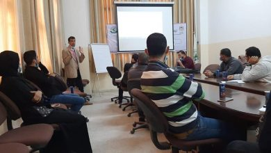 """Photo of الزراعة تنظم لقاء تدريبي لموظفيها حول """"المحددات الإعلامية للكتابة والنشر الصحفي"""""""