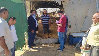 Photo of زراعة خان يونس تنظم جولات فنية لمتابعة ترخيص مزارع الدواجن