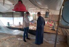 Photo of الزراعة تواصل زياراتها الميدانية لمتابعة ترخيص مزارع الدجاج اللاحم