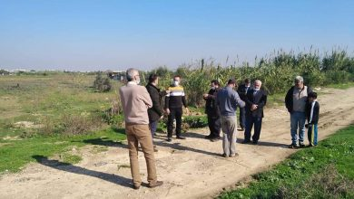 Photo of الزراعة تنظم جولات ميدانية على الأراضي المتوقع غرقها شرق مدينة غزة