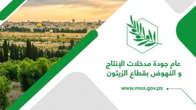 Photo of الزراعة تعلن شعارها الجديد للعام 2021