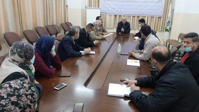 Photo of الارشاد الزراعي تعقد اجتماعا هاما لتقييم العمل و مناقشة الخطة التشغيلية للعام 2021م