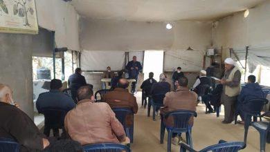 Photo of زراعة خانيونس تكثف ندواتها الارشادية لمزارعي الزيتون ضمن خطة الوزارة لعام 2021