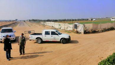 Photo of الزراعة تنفذ سلسلة جولات لتأهيل الطرق الزراعية بالمشاركة مع بلديات القطاع