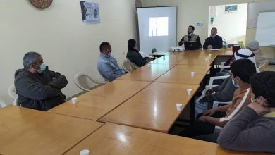 "Photo of زراعة رفح تعقد ورشة عمل حول ""خطة الوزارة لتطوير قطاع  الزيتون"""