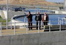 Photo of الزراعة تتفقد سير العمل  بمحطة معالجةالمياه في صوفا