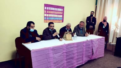 Photo of زراعة خانيونس تشارك جمعية الإنسان التنموية في تكريم المزارعين المميزين