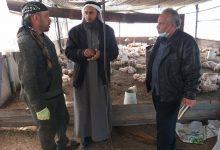 Photo of زراعة رفح تتفقد مزارع الدجاج اللاحم وتقدم الارشادات اللازمة مع موجات البرد