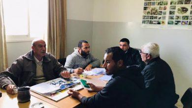 Photo of زراعة الوسطى تبدأ بتسجيل المزارعين لمشروع تخضير فلسطين