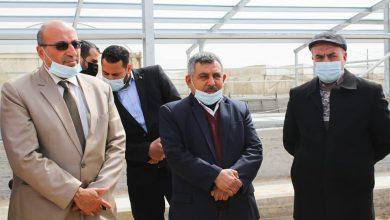 Photo of وكيلا الزراعة والمالية يتفقدان أراضي المحررات