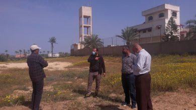 Photo of بالصور..زراعة الوسطى تنفذ جولة على المزارعين المسجلين بمشروع تخضير فلسطين