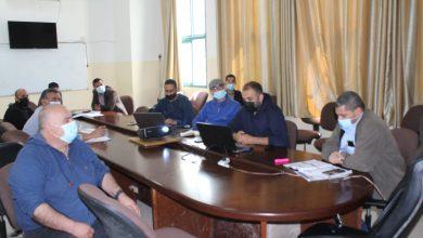 "Photo of ""الزراعة"" تناقش الخطة الاستراتيجية التشاركية (2021 – 2026)"