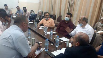 Photo of الزراعة تناقش مع خبراء البيئة خطة للتخلص من المخلفات الضارة في شمال غزة
