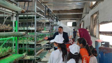 """Photo of زراعة خانيونس تنظم يوم تعليمي حول دور التكتولوجيا في حل """"مشاكل القطاع الزراعي"""""""