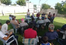 Photo of الزراعة تناقش مع مزارعي غزة تحديد مساحات الخصار للموسم القادم