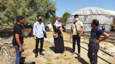 Photo of زراعة الوسطى تتابع مشاريع استصلاح الاراضي الزراعية