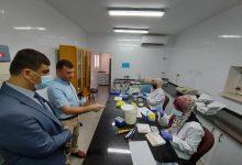 Photo of وكيل الزراعة يلتقي موظفي الخدمات البيطرية في وزارته