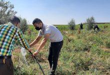 Photo of زراعة غزة تشرع بجمع عينات مياه من الآبار الزراعية المرخصة